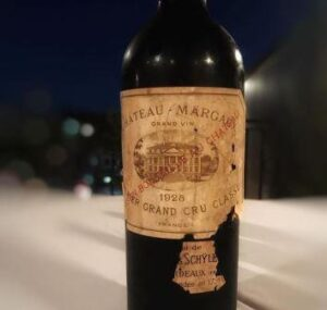 Chateau Margaux 1928 300x285 Chateau Margaux, Bordeaux , The Complete Guide