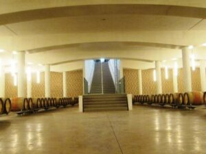 Cheval Blanc Cellars 300x225 Chateau Cheval Blanc St. Emilion Bordeaux Wine, Complete Guide