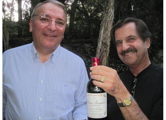 Father's Day Celebration with Great Bordeaux wine
