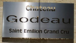 Godeau Sign1 300x171 Chateau Godeau St. Emilion Bordeaux Wine, Complete Guide