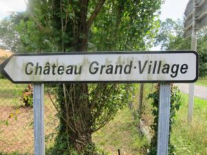 Grand Village 300x225 Chateau Grand Village, Lafleurs Second Vineyard