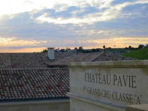 Pavie Sky 300x224 Chateau Pavie St. Emilion Bordeaux Wine, Complete Guide