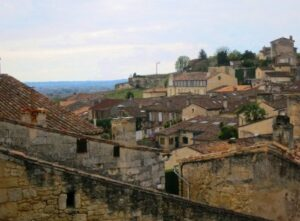 St. Emilion Village 300x221 Learn about St. Emilion Bordeaux, Best Wines, Chateaux, Vineyards, Character