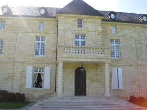 Monbousquet Chateau1 300x225 2009 St. Emilion Bordeaux wine Report Pt 2