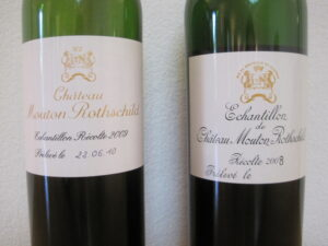 Mouton Barrel 300x225 2009 Bordeaux Wine Tasting Notes, Ratings Best 2009 Bordeaux