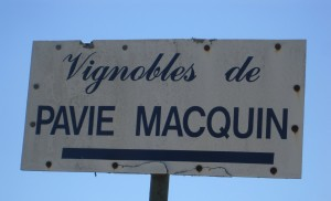 Pavie Macquin Sign2 300x182 2009 St. Emilion Bordeaux wine Report Pt 2