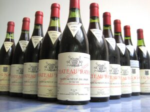 Rayas Bottles 300x225 International Grenache Day, September 24 is here!