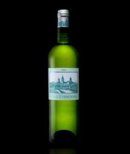 cos estournel blanc 254x300 2010 Bordeaux White Wine Harvest Finishes. Vintners Thrilled!