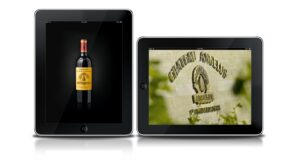 AngélusiPad 300x160 Chateau Angelus iPad App brings the digital age to St. Emilion