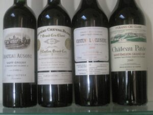 2000 BDX RB 300x225 2000 Bordeaux Wine Tasted With Robert Parker, Tasting Notes, Ratings