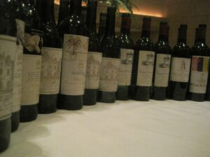 Acker bottles 300x225 John Kapon Acker Merrall in Hong Kong Bordeaux Wine Tasting