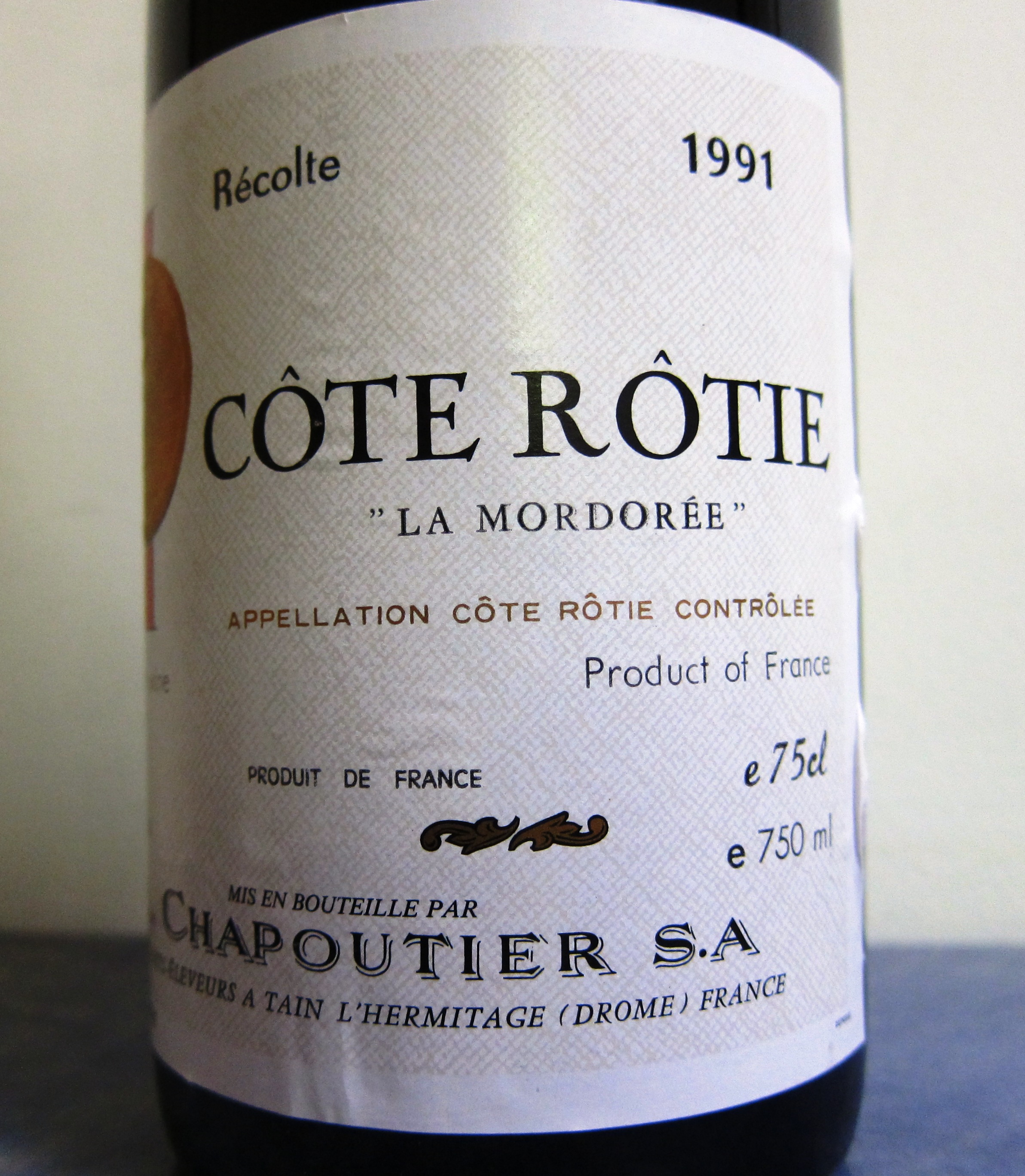 Chapoutier Wine Tasting Notes, Ratings