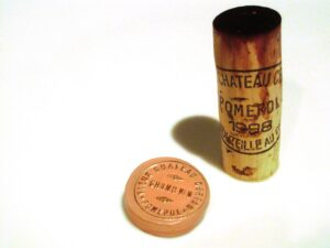 Vieux Chateau Certan Cork 98 pomerol 300x225 1998 Trotanoy, 1998 Vieux Chateau Certan Tasted, Reviewed, Compared