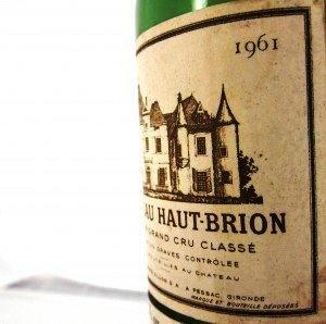 1961 hb 1961 Bordeaux Wine Vintage Report and Buying Guide