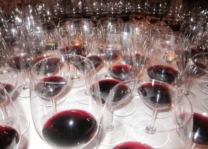 Glasses 300x215 7 Blind Men taste California Cabernet Sauvignon Wine & more!