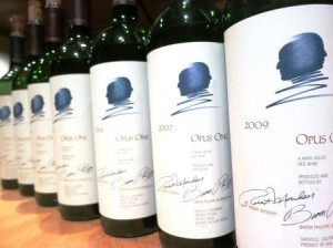 Opus wines 300x224 Opus One Napa Valley California Wine Cabernet Sauvignon