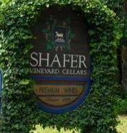 Shafer Vineyards Cellars Shafer Vineyards Napa California Cabernet Sauvignon Merlot Chardonnay