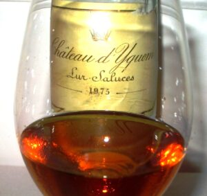 Yquem 751 300x283 7 Blind Men taste California Cabernet Sauvignon Wine & more!