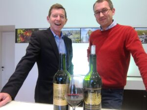 2010 April Palmer 300x225 2010 Chateau Palmer, 2010 Alter Ego, Pairs Purity, Elegance in Margaux