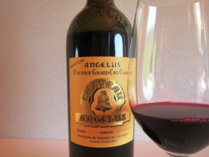 2010 angelus april wine 300x225 2010 Angelus Tasting Notes show Cashmere Tannins, Intensity