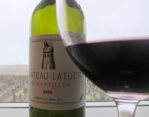 2010 april latour1 300x236 2010 Pauillac Bordeaux Wine Guide Reviews Tasting Notes