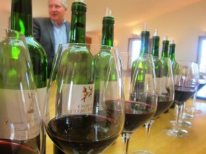 2010 april mouton 300x225 2010 Mouton Rothschild, Clerc Milon, d'Armailhac Reviews
