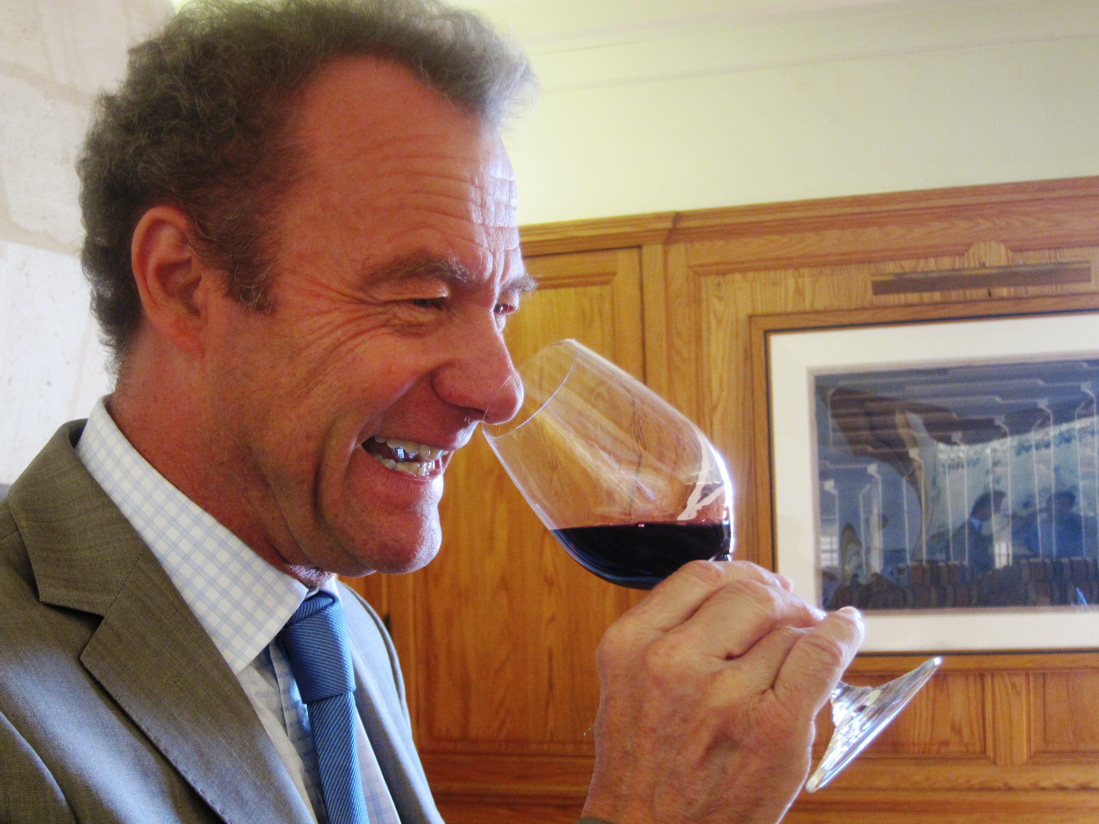 2010 Chateau Margaux, 2009, 1996 Margaux Tasting with Paul Pontallier