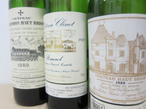 Matthesen Blind 89 300x225 Blind Tasting Bordeaux Wine, Rhone Wine & More 7 Blind Men