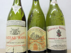 Matthesen Blind Chateauneuf 300x225 Blind Tasting Bordeaux Wine, Rhone Wine & More 7 Blind Men