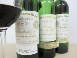 Matthesen Blind Cheval 300x225 Blind Tasting Bordeaux Wine, Rhone Wine & More 7 Blind Men