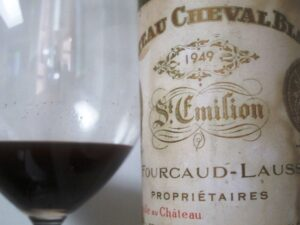 1949 Cheval Blanc 300x225 1959 Latour, 1949 Cheval Blanc, Bordeaux History Tasted