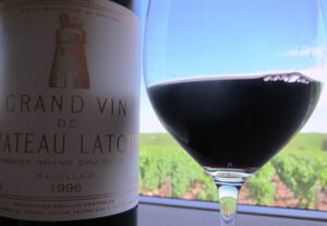 96 Latour June 300x207 2010 Chateau Latour 1996 Latour Two Legendary Wines Tasted