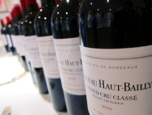 Haut Bailly Wine 300x227 Haut Bailly Vertical Tasting 2010 to 2000 with Veronique Sanders