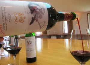 Mouton Rothschild Wine 300x217 2010 Mouton Rothschild, Future Legendary Status Candidate