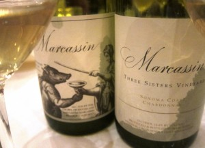 7 blind sept marcassin 300x217 Marcassin Vineyards Sonoma California Wine Chardonnay Pinot Noir