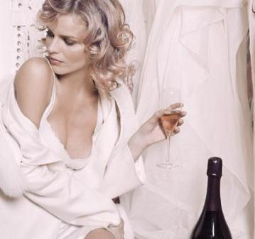 Wine & The Single Girl, Giving Thanks for Champagne