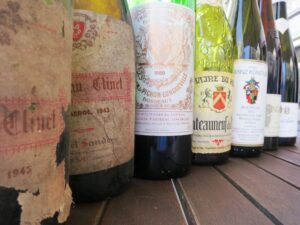 german wine lunch 300x225 Traveling to Bordeaux Hijacked by Dusseldorf Cellar Devils