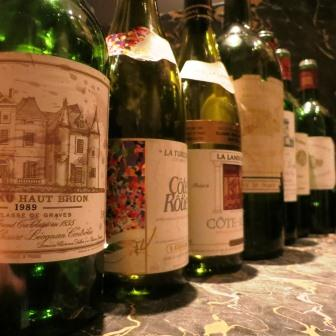 Bordeaux Wine Tasting in London at Ledbury, on the way to Bordeaux