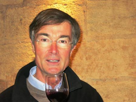 2011 Vieux Chateau Certan Tasting Notes, Interview with Alexandre Thienpont