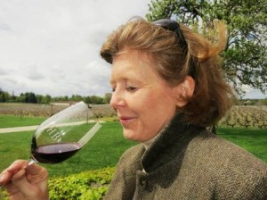 Haut Bailly Veronique 300x224 2011 Haut Bailly Tasting Notes, Interview with Veronique Sanders