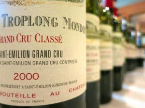 Troplong Vertical 1 300x224 Troplong Mondot Yesterday and Today 3 Decades of Wine Tasted