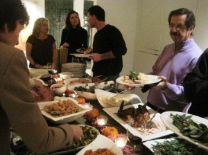 tday family 3 300x224 Thanksgiving Dinner Wine Pairings with Tips from Robert Parker