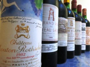 1982 Pauillac 300x224 1982 Pauillac Bordeaux Wine Tasted, Rated, Contemplated