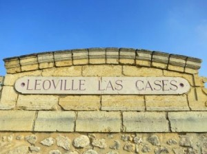 Leoville Las Cases Sign 300x224 Chateau Leoville Las Cases St. Julien Bordeaux Wine, Complete Guide