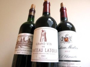 2003 Bordeaux 300x224 7 Blind Men Taste the Great 2003 Bordeaux Wine 2003 Rhone Wine