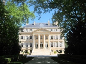 Chateau Margaux Bordeaux 300x224 Complete Guide to First Growth Bordeaux Wine, Vineyards and Chateau