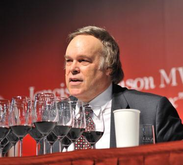 Robert Parker Kicks Off First World Tour Grand Wine Events February 26