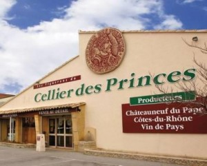 Cellier des princes 300x241 Cellier des Princes Chateauneuf du Pape Rhone Wine, Complete Guide