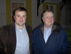 Jacques and Eric Boissenot 300x227 Jacques Boissenot the Famous  Medoc Consultant dies at 75 Years of Age