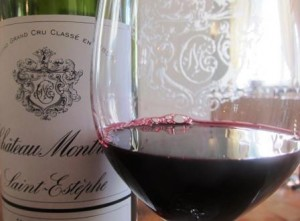 2009 Montrose 300x221 The Top Ten Best Wines Tasted in 2014